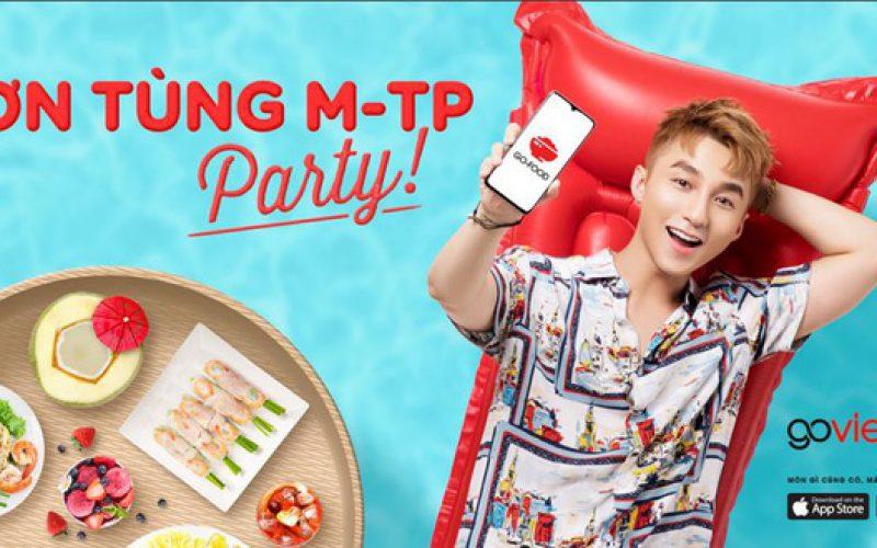 Go-Viet ra mắt dự án Đại tiệc mùa hè với sự đồng hành của Sơn Tùng M-TP