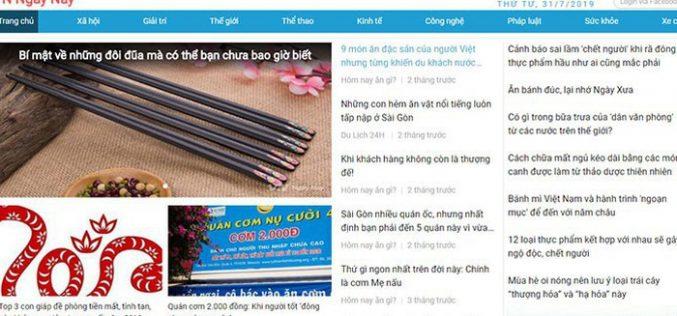 Thêm mạng xã hội Việt nguy cơ bị rút tên miền