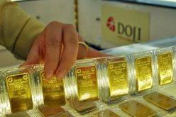 Giá vàng miếng trong nước chạm 41 triệu đồng/lượng