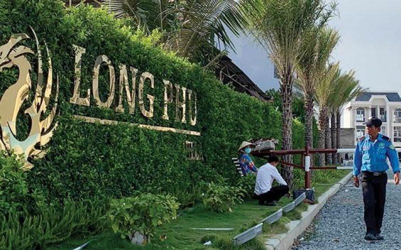 Long An: Chủ đầu tư Dự án Long Phú Villa qua mặt chính quyền?