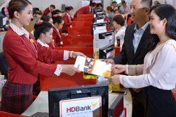 HDBank báo lãi 2.211 tỷ đồng, nợ xấu ngân hàng dưới 1%