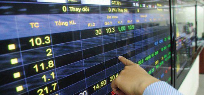 Chứng khoán 24h:  khối ngoại đã có 10 phiên bán ròng liên tiếp với tổng giá trị 1.860 tỷ đồng
