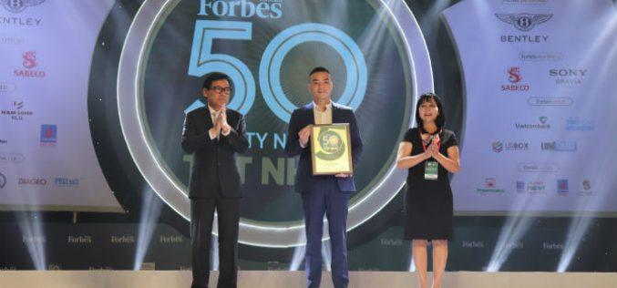 Masan Group năm thứ bảy liên tiếp thuộc Top 50 công ty niêm yết tốt nhất Việt Nam