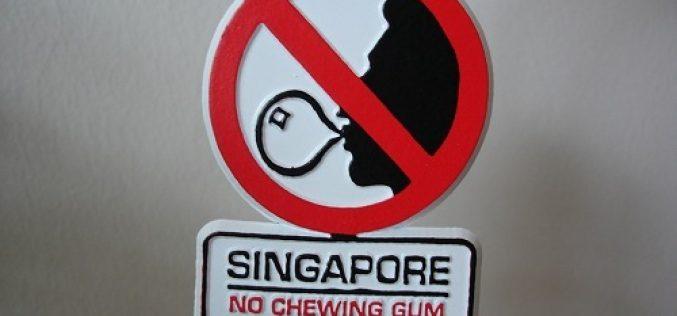Những điều cấm ở Singapore khiến du khách đến lần đầu thấy lạ