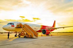 Vietjet tăng trưởng mạnh, bất chấp những ồn ào của thị trường hàng không