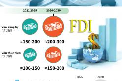 Bộ Chính trị ban hành Nghị quyết về định hướng đầu tư nước ngoài đến  năm 2030