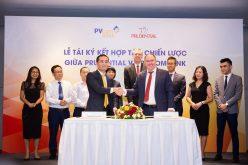 Prudential Việt Nam và Pvcombank tái ký kết thỏa thuận hợp tác chiến lược phân phối sản phẩm
