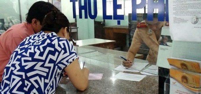 Thay đổi tổ chức thu phí xác minh giấy tờ cá nhân