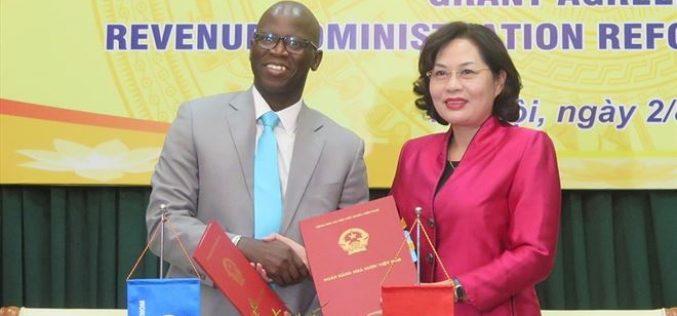 WB và Nhật Bản hỗ trợ Việt Nam 4,2 triệu USD cải thiện hiệu quả hệ thống thuế