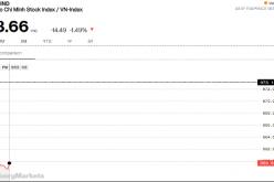 Chứng khoán sáng 6/8: Chưa phải hoảng loạn, VN-Index rung lắc về 960 điểm