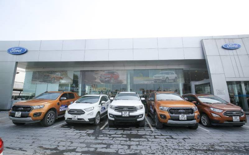 Ford Việt Nam khởi động chương trình lái thử xe – Ford Roadshow 2019