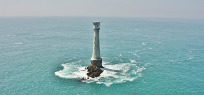 Tảng đá được Guinness công nhận là hòn đảo nhỏ nhất thế giới