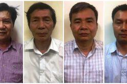 Bộ Công an bắt tạm giam một loạt nguyên lãnh đạo VEAM