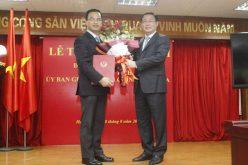 Trao quyết định bổ nhiệm Phó Chủ tịch, phụ trách Ủy ban Giám sát tài chính quốc gia