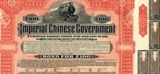 Vũ khí mới để ông Trump trị Trung Quốc là món nợ 1.000 tỷ USD thời nhà Thanh?