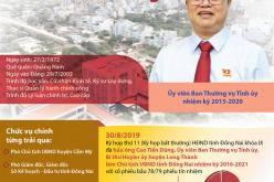 Chủ tịch UBND tỉnh Đồng Nai Cao Tiến Dũng