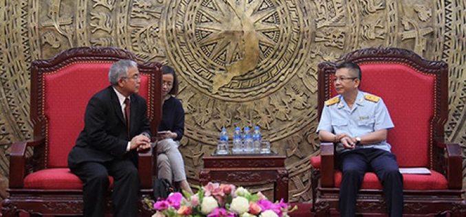 Hải quan Hoa Kỳ giúp Hải quan Việt Nam nâng cao năng lực quản lý rủi ro