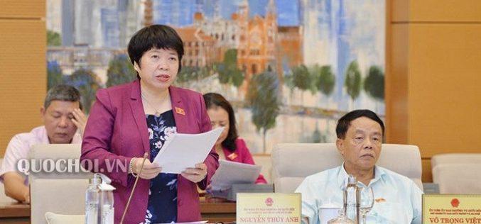 Ủy ban Về các vấn đề xã hội tán thành chủ trương tăng tuổi nghỉ hưu