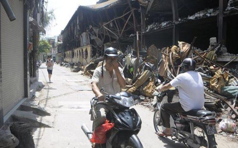 Sau vụ cháy ở Rạng Đông, nhìn lại khâu bán bảo hiểm và bồi thường cháy nổ