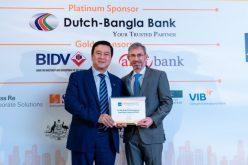 Ngân hàng Việt đầu tiên nhận giải 'Ngân hàng Xanh' của ADB
