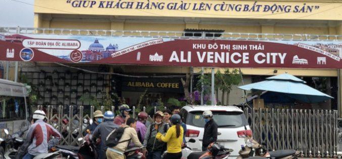 Luật sư: Nhà đầu tư vào địa ốc Alibaba nên khởi kiện