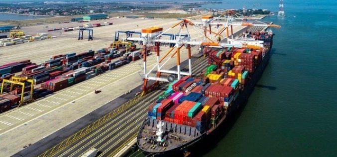 Đề xuất cho Công ty cổ phần Cảng Hải Phòng đầu tư 6.946 tỷ đồng xây 2 bến cảng Lạch Huyện