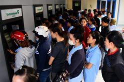 Sẽ thay đổi mức phí rút tiền mặt tại Ngân hàng Nhà nước