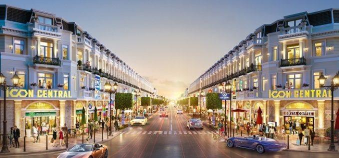 Xuất hiện 'đại lộ mua sắm Champs-Élysées' giữa lòng Dĩ An