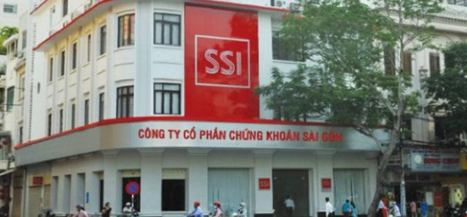 Cổ phiếu miệt mài dò đáy, Chứng khoán SSI sắp chia cổ tức 10% bằng tiền