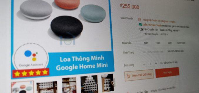 Tráo loa Google thành cục gạch, gian thương ở Việt Nam bị trả đũa nặng nề