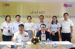 BSH ký kết hợp tác chiến lược với G7 Taxi