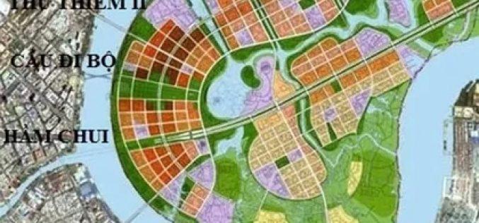 TP.HCM khởi động dự án cầu Thủ Thiêm 4