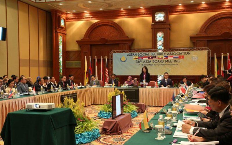 Hiệp hội An sinh xã hội ASEAN (ASSA) có tân Chủ tịch mới