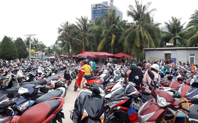 """Đà Nẵng: Gần 35 tỷ xây hai quảng trường kết hợp bãi đậu xe """"khủng"""""""