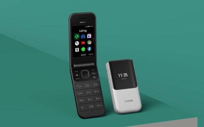 Nokia 2720 Flip – Sự trở lại của điện thoại nắp gập với mạng 4G