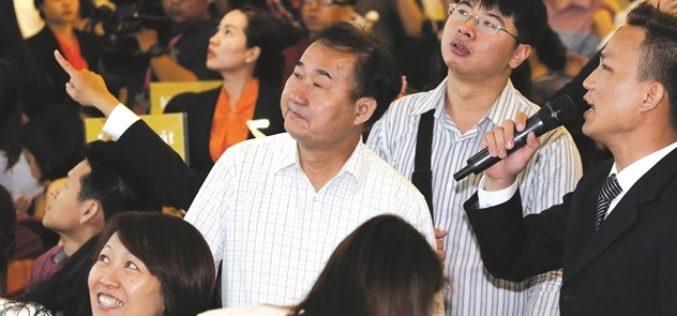 Người Trung Quốc mua nhà không mặc cả