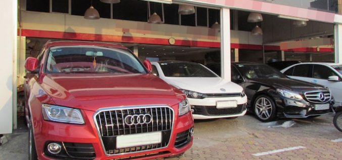 Công nghệ 24h: Ô tô cũ hạ giá cả trăm triệu vẫn ế