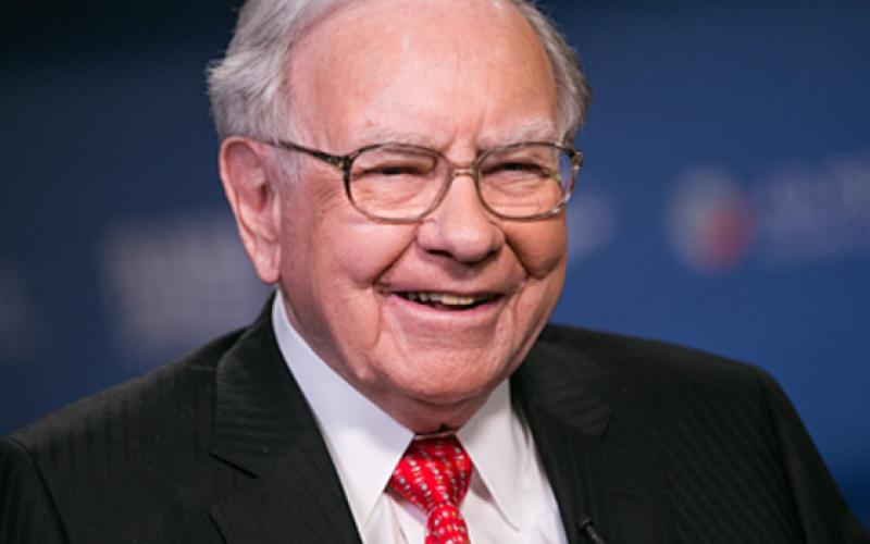 Warren Buffett từng làm việc không hỏi mức lương