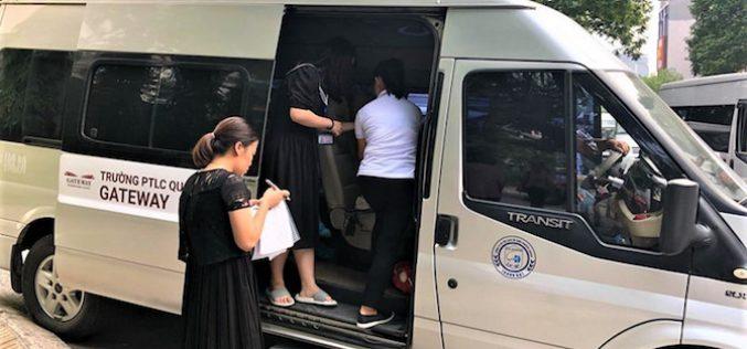 Bộ Giao thông soạn cơ chế siết hoạt động đưa đón học sinh
