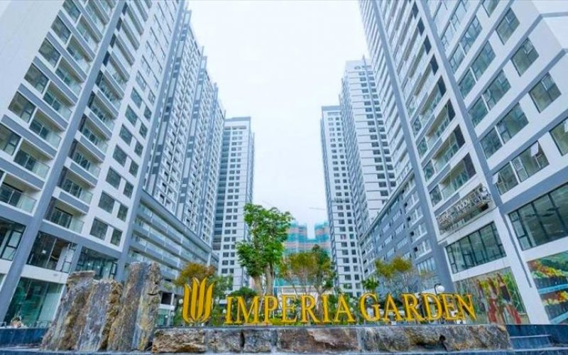 Chủ đầu tư Imperia Garden mua 4 lô đất ở Vinhomes Smart City