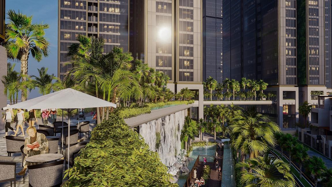 Sở hữu căn hộ resort tại trung tâm quận 7 chỉ từ 400 triệu đồng 2