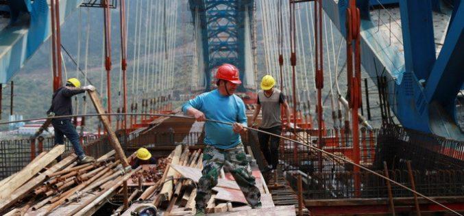 Kỷ nguyên kinh tế Trung Quốc tăng trưởng 5% đang dần đến?