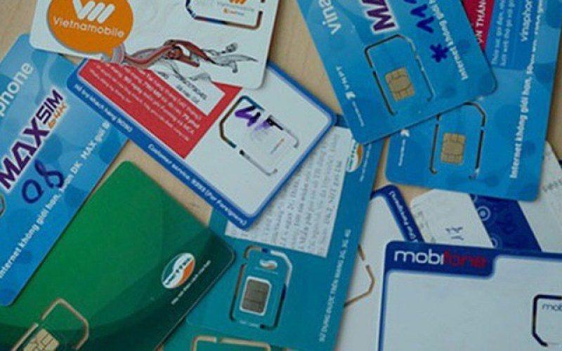 Còn tồn tại SIM rác, nhà mạng có thể không được triển khai Mobile Money