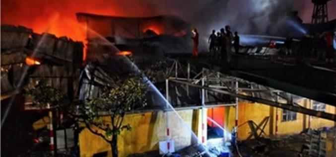 Công ty bảo hiểm nào liên quan đến trách nhiệm bảo hiểm cho vụ cháy Công ty Rạng Đông?