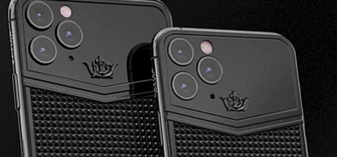 iPhone 11 Pro mạ vàng, da cá sấu có giá từ 12.000 USD