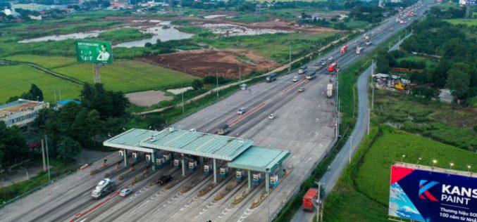 Cao tốc TP.HCM – Trung Lương lộn xộn khi tạm dừng thu phí