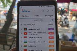 Vì sao ứng dụng đo chất lượng không khí AirVisual bất ngờ chặn người dùng Việt?