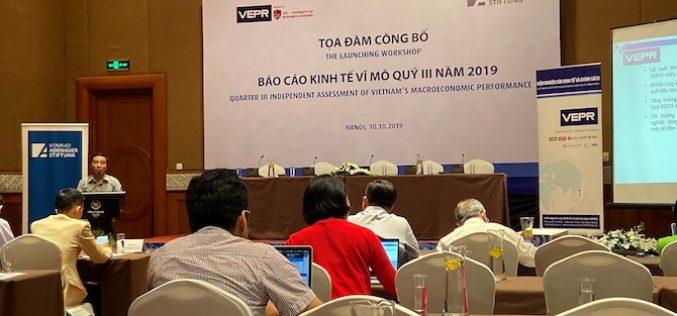 VEPR dự báo tăng trưởng kinh tế 7,05%