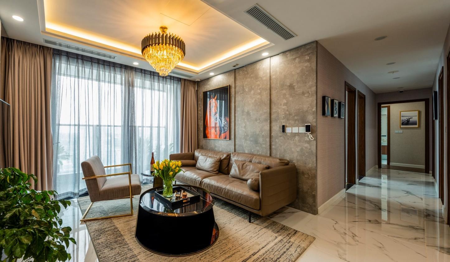 Sở hữu căn hộ resort tại trung tâm quận 7 chỉ từ 400 triệu đồng 1