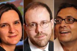 Nobel Kinh tế năm 2019 được trao cho ba giáo sư đại học Mỹ